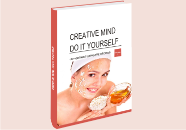 100+ ORGANIC SKINCARE RECIPES EBOOK